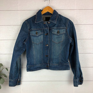 The Limited Jean Jacket Women's Small